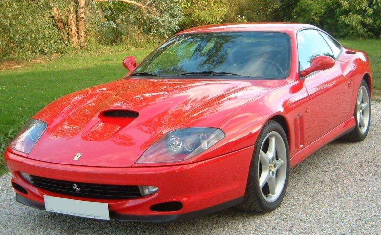 Ferrari 550 maranello – FR 53