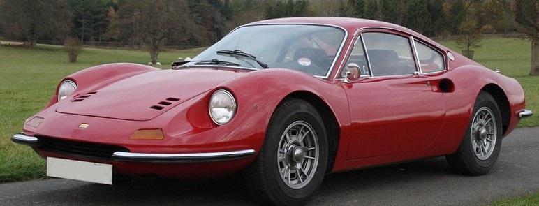 Ferrari Dino 206 – FR 1510-FR 1580