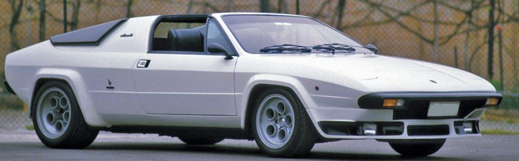 Lamborghini-Silouhette