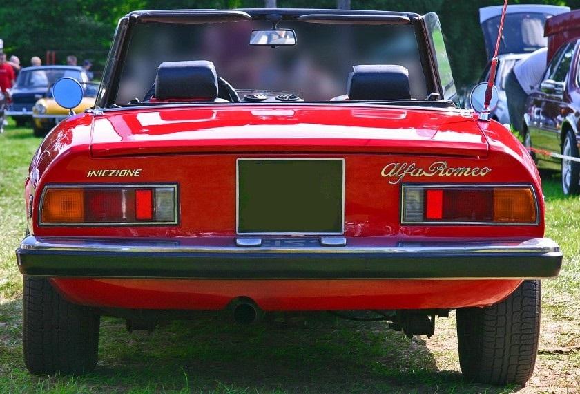 Alfa Romeo Spider Veloce S2